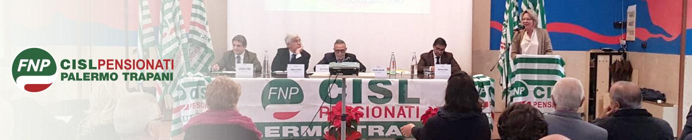 Benvenuti nel sito della Fnp Cisl Palermo Trapani